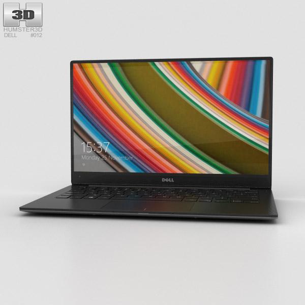 Dell XPS 13 3D model