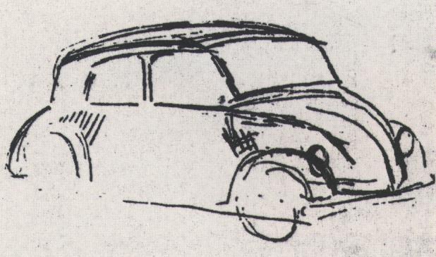 Volkswagen Beetle draw