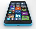 Microsoft Lumia 640 XL Matte Cyan 3d model