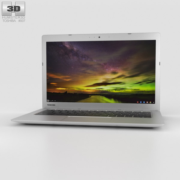 Toshiba Chromebook 2 Modèle 3D