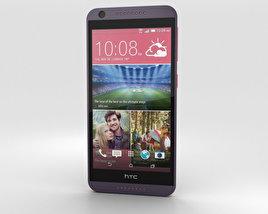 HTC Desire 626 Purple Fire 3D model