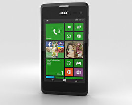 Acer Liquid M220 Mystic Black 3D model