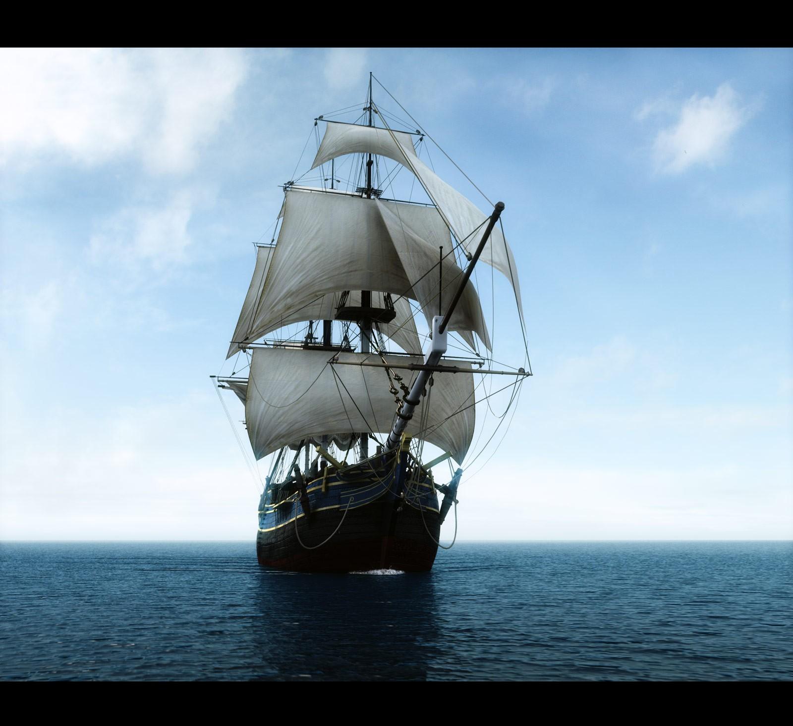 Ship by Andrea Bertaccini