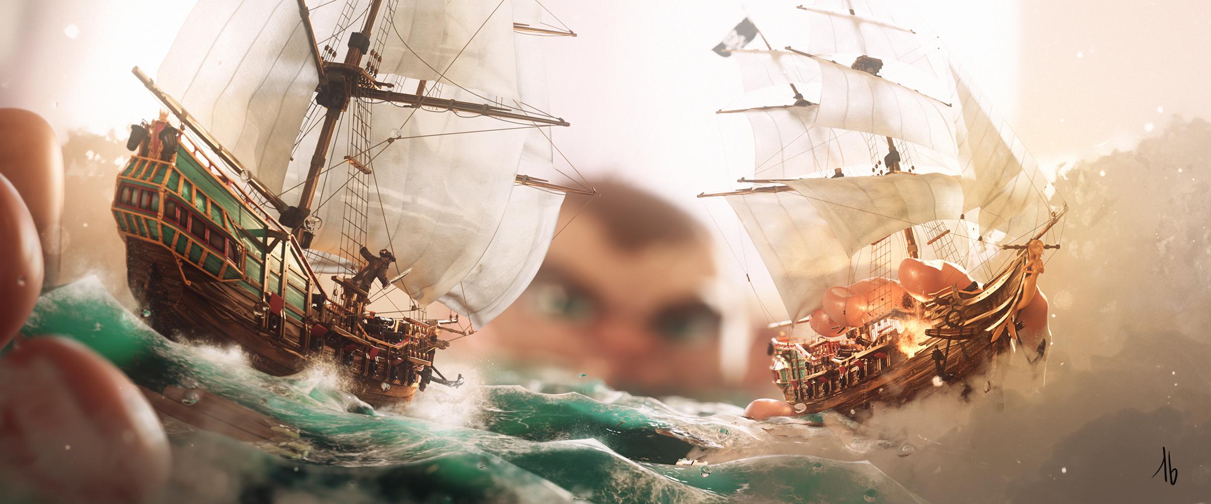 Release the Kraken by Koen Koopman