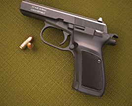 CZ 82 3D model