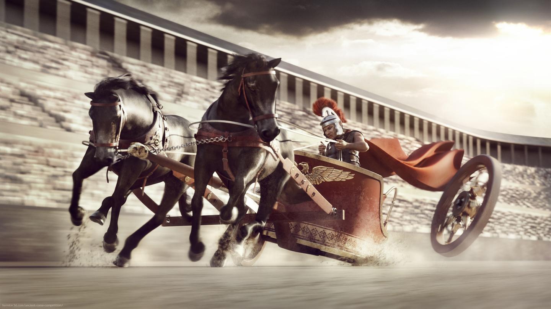 Circus Maximus 3d art