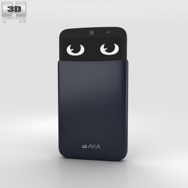 LG Aka Soul 3D model