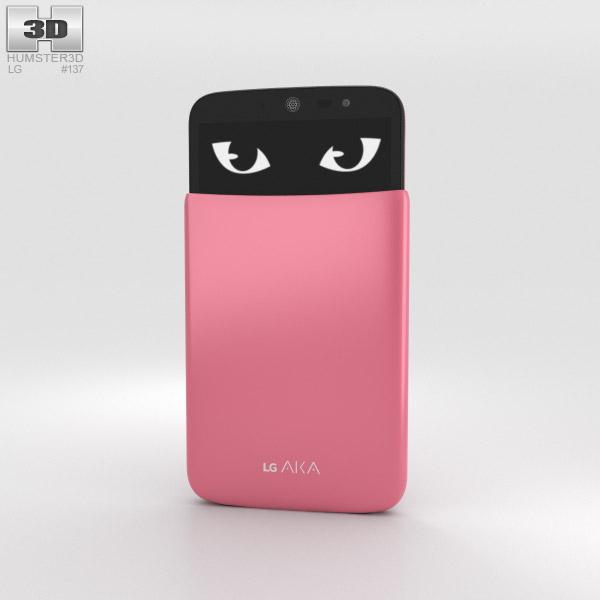 LG Aka Yoyo 3D model