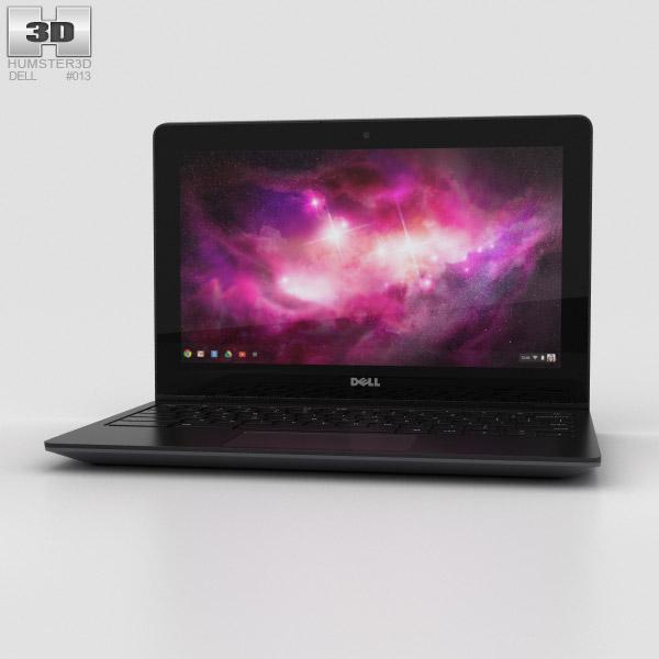 Dell Chromebook 11 3D model