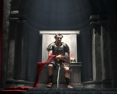 Romulus: Blood and Marble