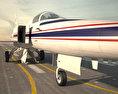 Northrop Grumman X-29 3d model