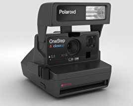 3D model of Polaroid OneStep 600