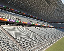 3D model of Allianz Arena