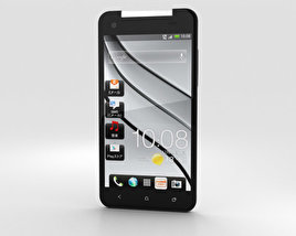 3D model of HTC J Butterfly White