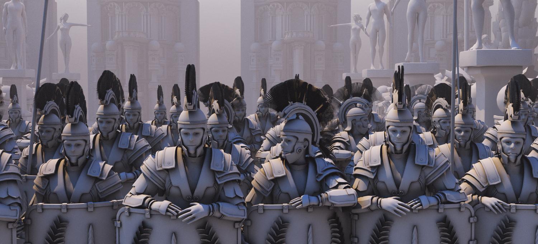 Rome army