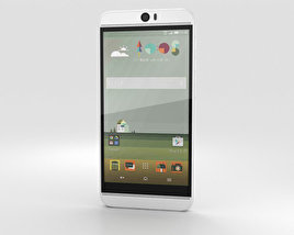 3D model of HTC J Butterfly 3 White