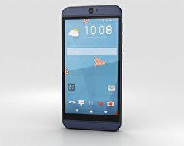 HTC J Butterfly 3 Gray 3D model