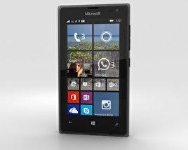 Microsoft Lumia 532 Black 3D model