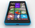 Microsoft Lumia 540 Blue 3d model