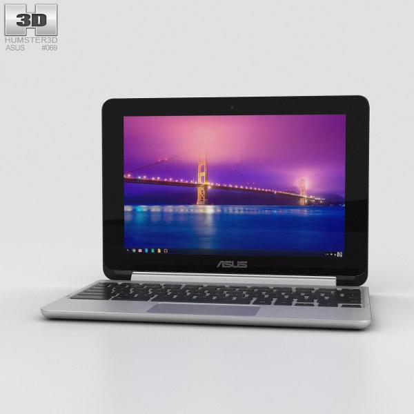 Asus Chromebook Flip 3D model