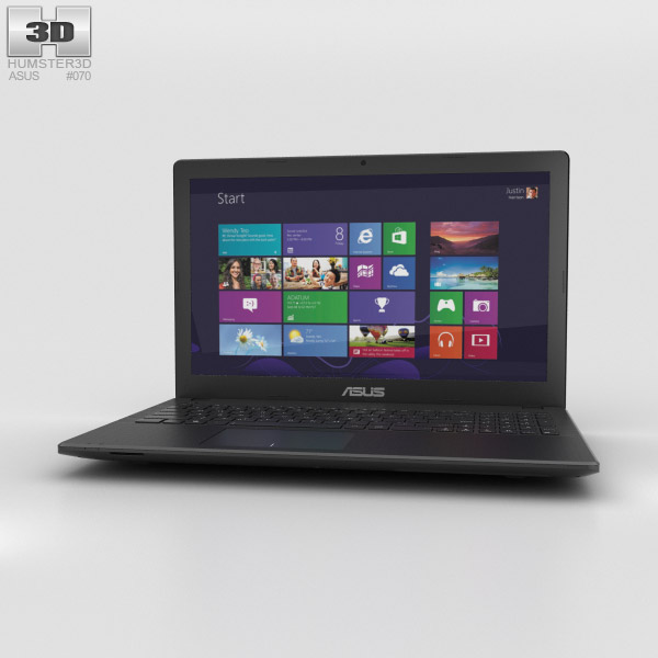 Asus D550MAV-DB01(S) 3D model