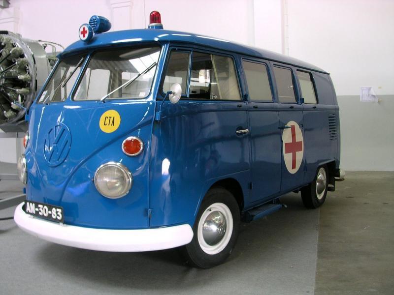 Transporter VW