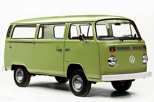 The Volkswagen Type 2 (T2)