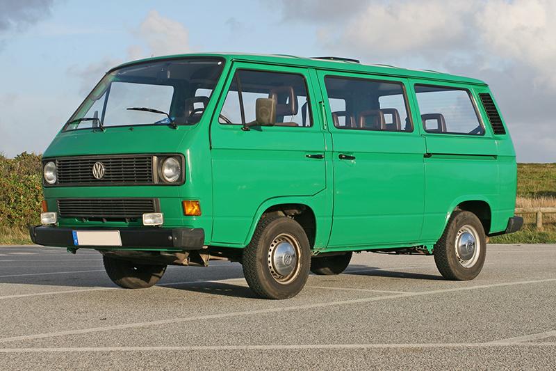 The Volkswagen Type 2 (T3)