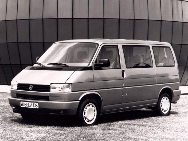 The Volkswagen Type 2 (T4)