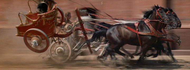 chariot race reference picture