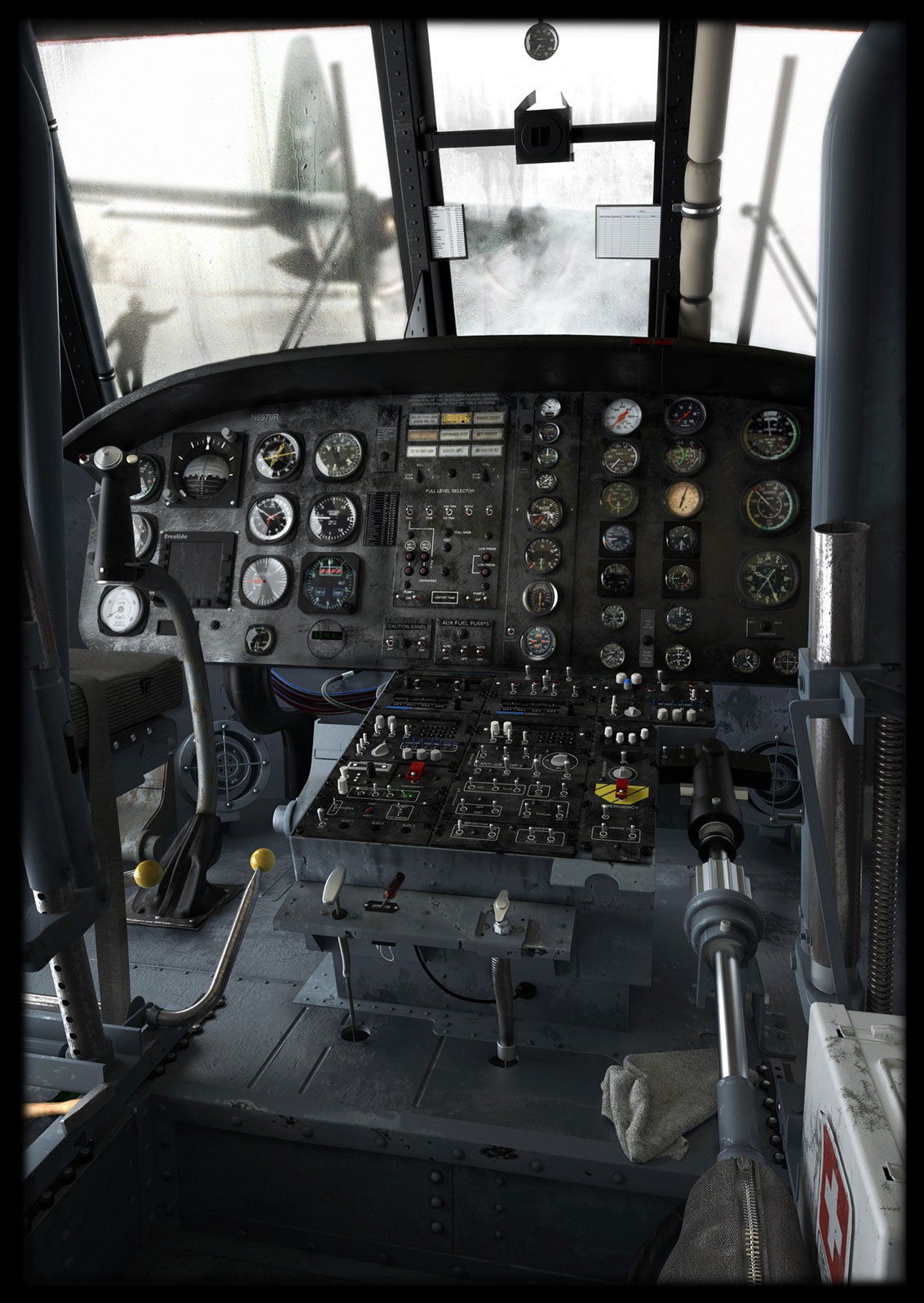 Cockpit by Serkan Çelik
