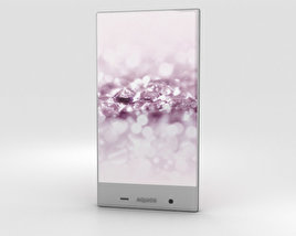 3D model of Sharp Aquos Crystal 2 Pink