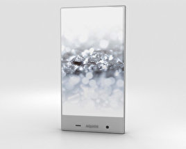 Sharp Aquos Crystal 2 White 3D model