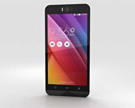 Asus Zenfone Selfie (ZD551KL) Pure White 3D model