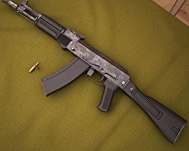 3D model of AK-105