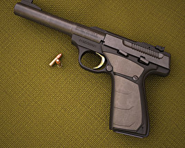 3D model of Browning Buck Mark