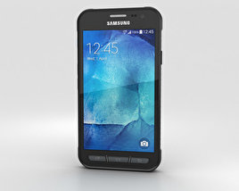 3D model of Samsung Galaxy Xcover 3 Gray
