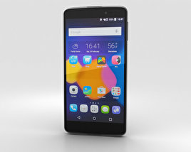 3D model of Alcatel One Touch Idol 3 5.5-inch Black