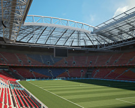 3D model of Amsterdam Arena