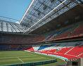 Amsterdam Arena 3d model