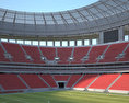 Estadio Nacional de Brasilia Mane Garrincha 3d model