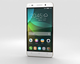 3D model of Huawei Honor 4C White