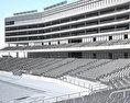 Levi's Stadium 3d model