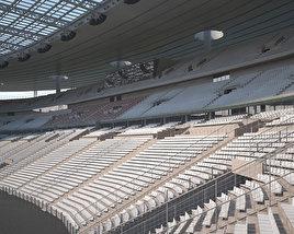 3D model of Stade de France