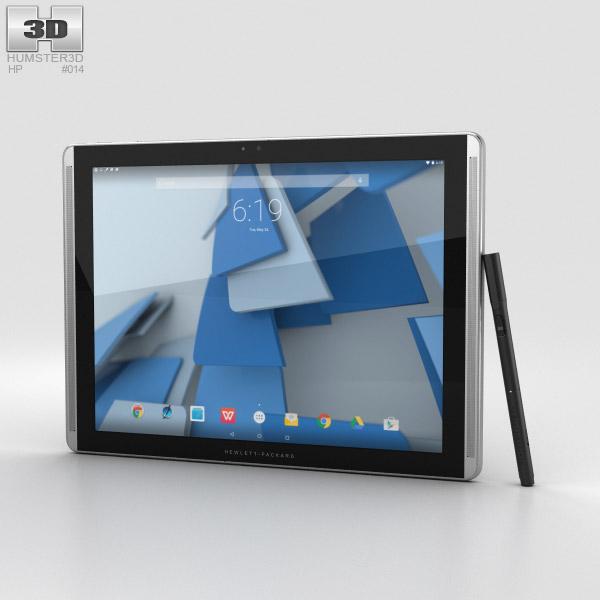 HP Pro Slate 12 3D model