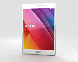 3D model of Asus ZenPad S 8.0 White