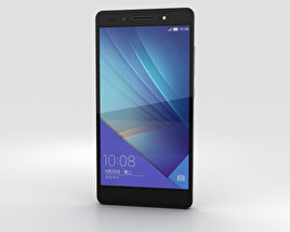 Huawei Honor 7 Black 3D model