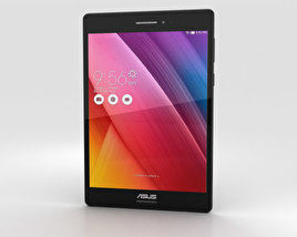 3D model of Asus ZenPad S 8.0 Black