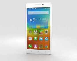 3D model of Lenovo A5000 White