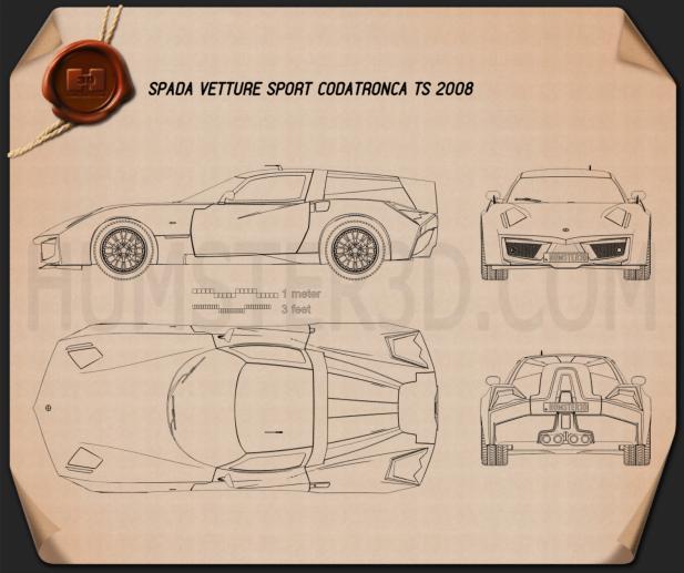 SVS Codatronca TS 2008 Plan